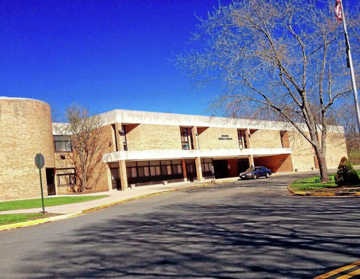 Keigwin Middle School in Middletown