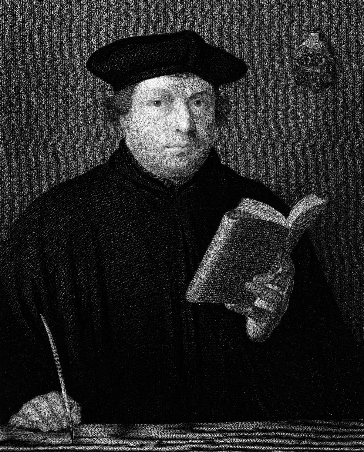 Martin Luther and the Reformation are explored as an example of network disruption and the spread of cultural movements.