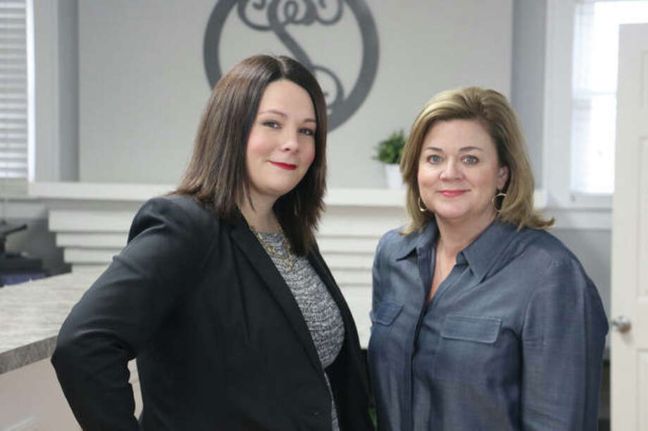 Left to right: Kelly Stephan and Amy Sholar. Photo: For The Intelligencer