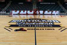 The Southland Conference cancelled the remainder of the men's and women's tournament Thursday morning.