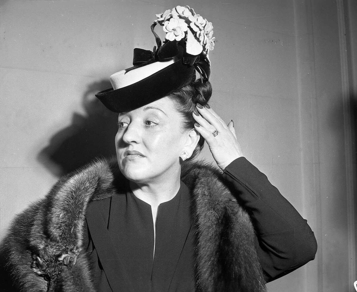Sally Stanford, July 21, 1947