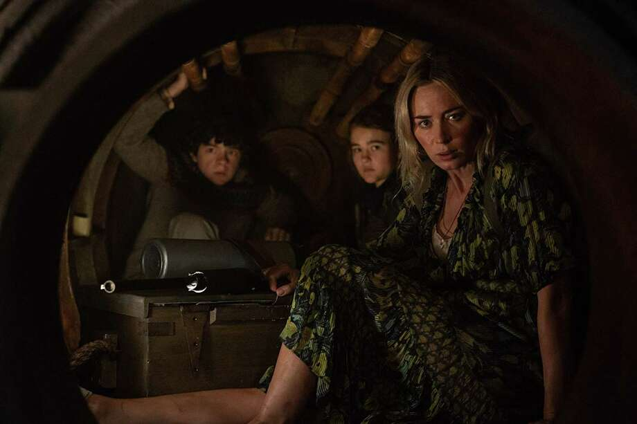 "'A Quiet Place Part II"" is one of the big movies that have been postponed in response to the coronavirus oubtreak. Photo: Paramount Pictures /TNS / Los Angeles Times"