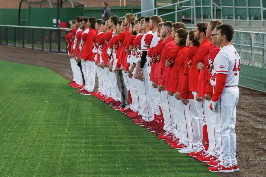 The Lamar Cardinals opened their baseball season in a game against the Rhode Island Rams on Friday, February 14, 2020. Fran Ruchalski/The Enterprise Photo: Fran Ruchalski/The Enterprise / 2019 The Beaumont Enterprise