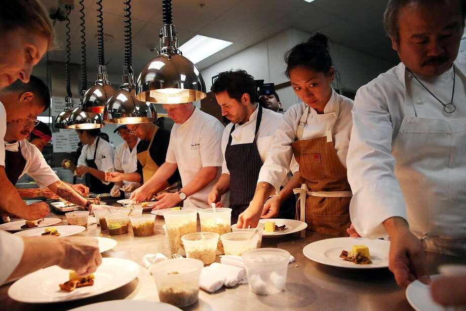 Keep clicking for a full lineup of Seattle's James Beard Award semifinalists. Photo: Laura Morton, Special To The Chronicle