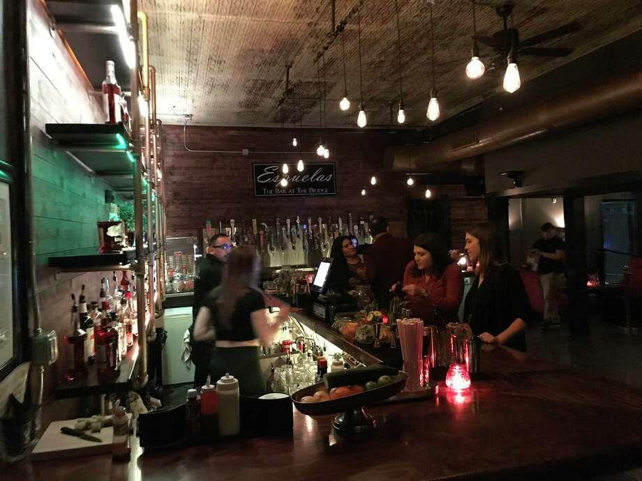 Espuelas is located at 306 Austin St. on San Antonio's near East Side. Photo: Paul Stephen / Staff