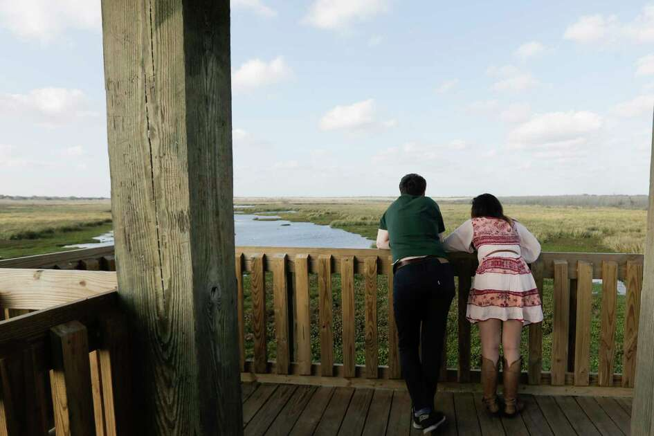 Brazos Bend State Park in Needville features well-marked trails.