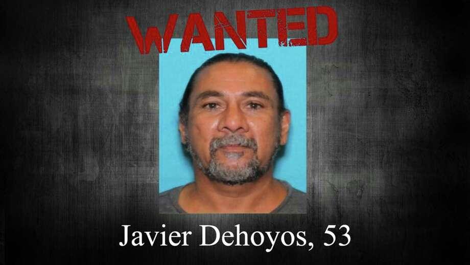 Javier De Hoyos, 52, allegedly shot his wife three times on Thursday, according to police. Photo: San Antonio Police Department