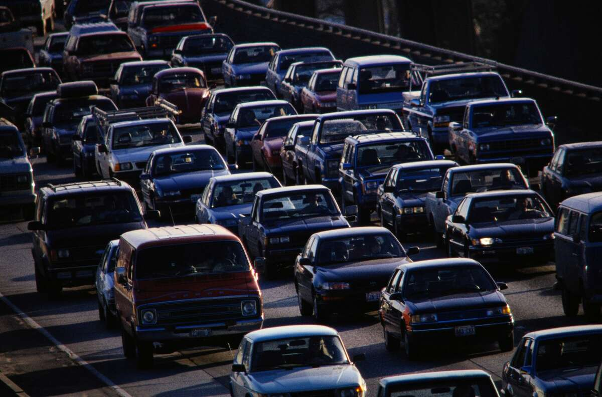 Click through the slideshow to see how Seattle ranks among the country's most congested cities.