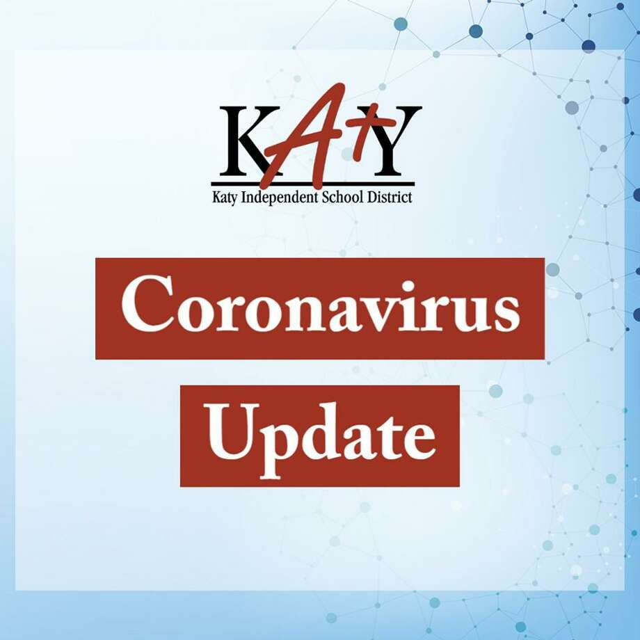 Katy ISD has announced that all classes, activities and campus events will be postponed through at least Sunday, March 22. Photo: Courtesy Of Katy ISD