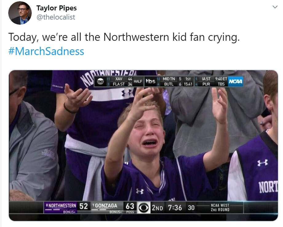 PHOTOS: Best reactions online about the postponement of all of March's greatest sports Source: Twitter.com/thelocalist Photo: Twitter.com/thelocalist