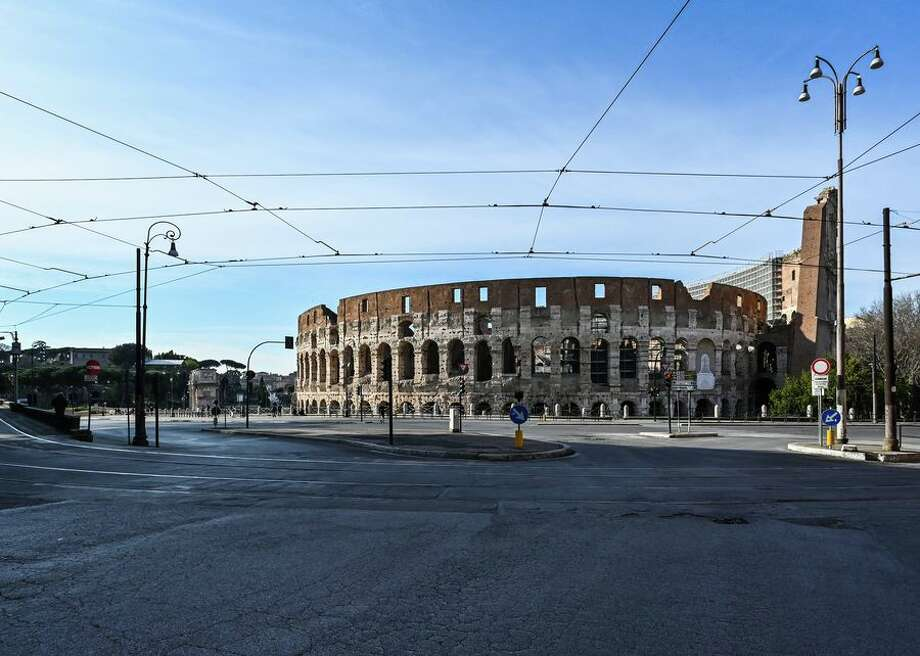 Italy has cracked down on travel and public gatherings, and even closed most stores, amid the coronavirus pandemic. It's also shuttered museums and heritage sites, including the iconic Colosseum. Photo: CBSI/CNET