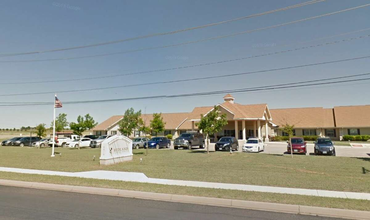 Area nursing homes like Midland Medical Lodge have been affected by the coronavirus.