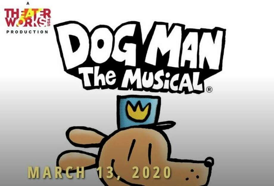 Friday, March 13: Dog Man: The Musical, based on The New York Times No. 1 bestselling series from Dav Pilkey featuring the crime-biting canine who is part dog, part man, is set for 6:30 p.m. at the Temple Theatre, 201 N. Washington Ave., Saginaw. Recommended for ages 6-11. Admission. In support of the Saginaw PD K-9 unit, their representatives will be on site to accept donations at the show.