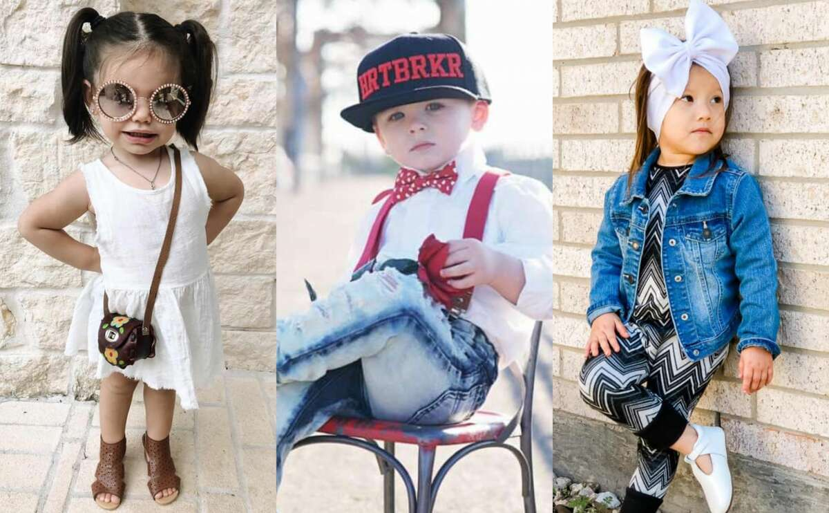 PHOTOS: Houston's most stylish kidsWe asked readers to submit photos of their little fashionistas in search of the Houston-area's most stylish kids. >>>See more adorable Houston kids in their best dressed...