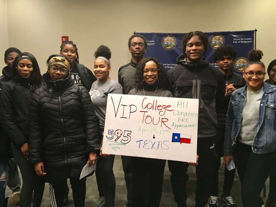 VIP in Bridgeport still preparing for its spring college tour to Texas. March 11, 2020 Photo: Linda Conner Lambeck
