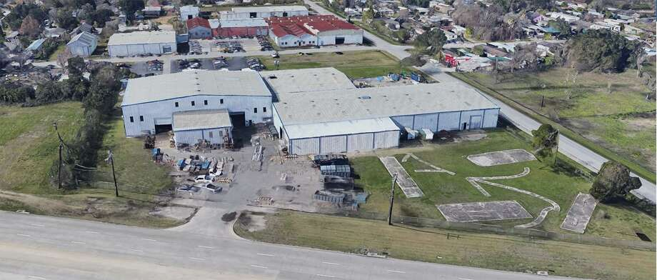 AMACS Process Tower Internals sold its 67,161-square-foot facility at 14211 Industry St. to SkyWalker Property Partners. The company is leasing the property back under a 15-year lease. Photo: SkyWalker Property Partners