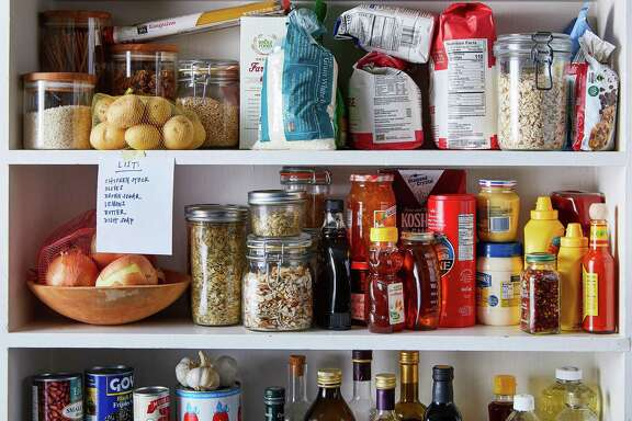 If you've decided to self-quarantine because of the coronavirus pandemic, you'll need to stock up on at least 14 days of supplies. That means wisely stocking your pantry and refrigerator.