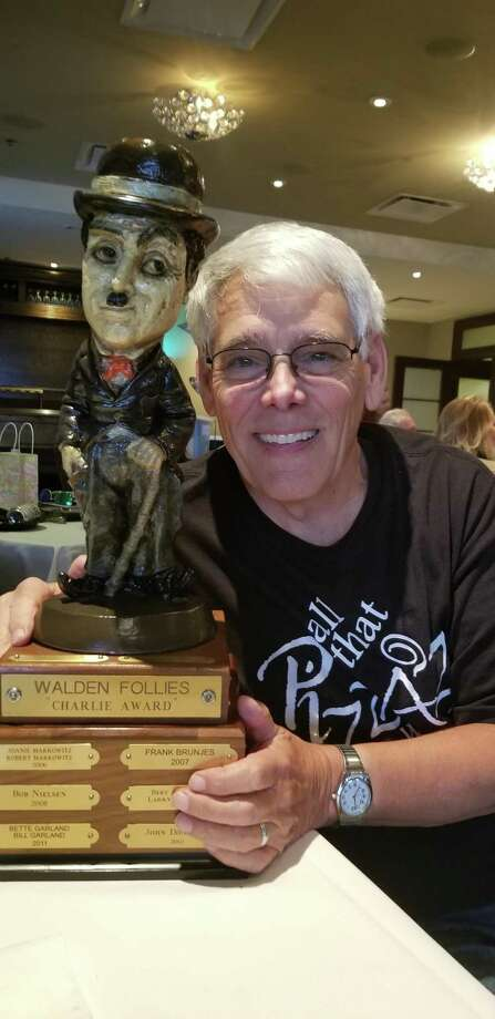 "As Walden says Farewell to ""Roaring 2020s Follies"", it's time to congratulate the Charlie Award recipient Charlie Barron. Photo: Courtesy Photo"