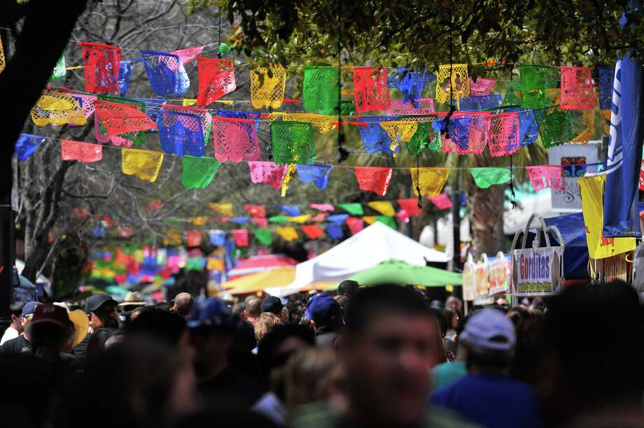 The Tejano Music Awards Fan Fair, which was expected to draw thousands of fans to Market Square, has been canceled. Photo: Express-News File Photo