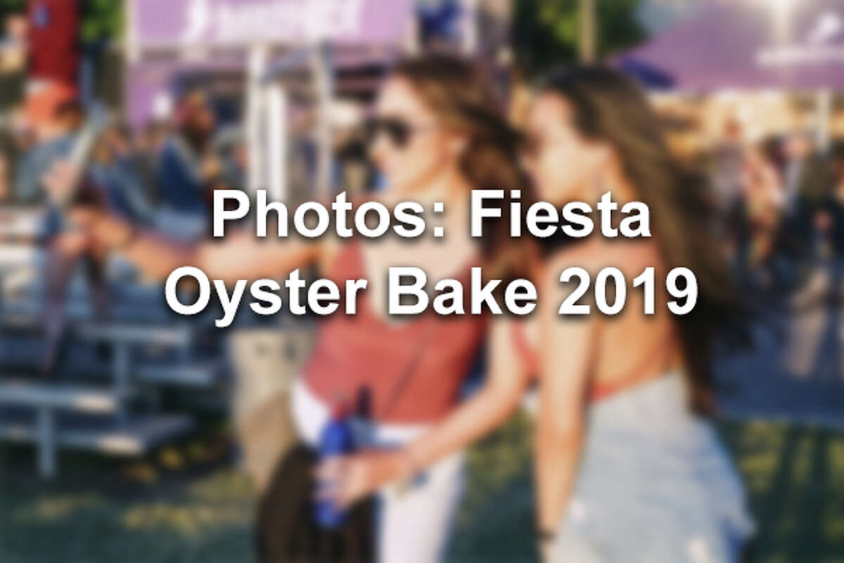 John Wolfe brought country to the Oyster Bake when he performed Saturday, April 14, 2019, at St. Mary's University. Click through for more photos of Fiesta Oyster Bake 2019>>>