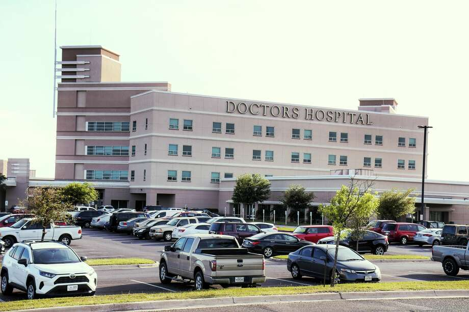 In this file photo, Doctors Hospital is shown.  Photo: Cuate Santos/Laredo Morning Times