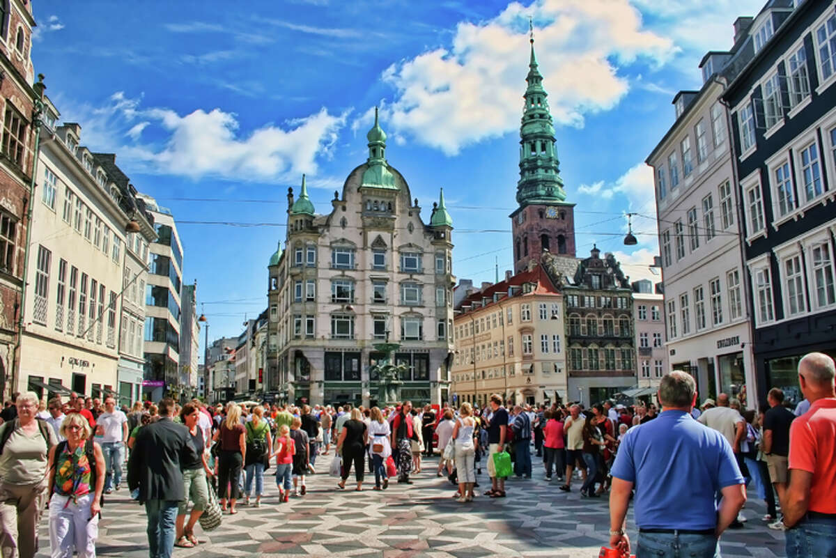 Airline schedules to mainland European destinations like Copenhagen are being slashed due to the new U.S. travel ban.