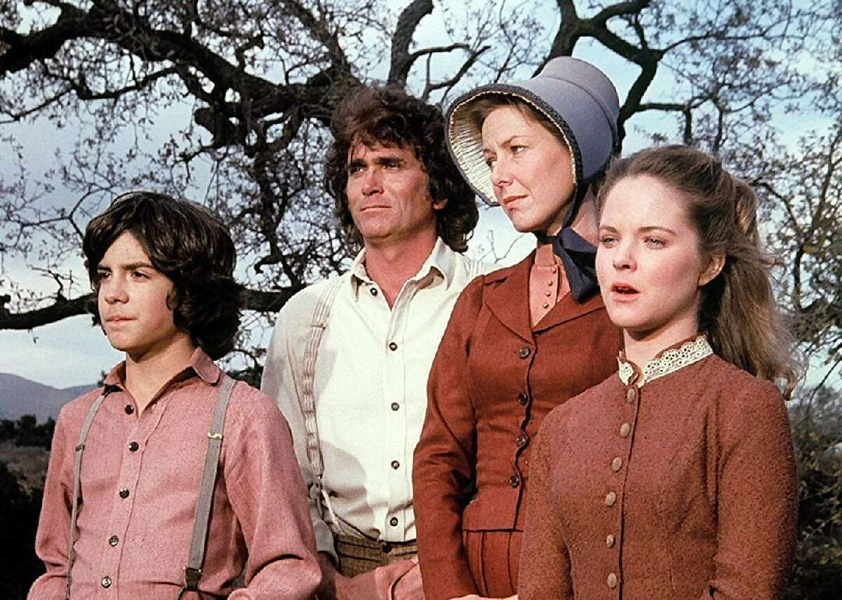 Little House on the Prairie Based on the memoirs of 19th-century pioneer lass Laura Ingalls Wilder, the popular '70s series