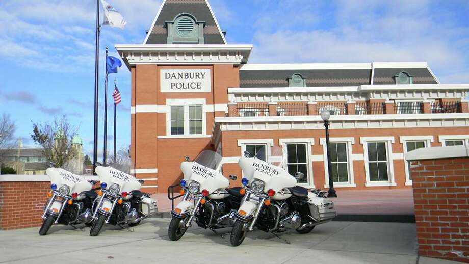A file photo of Danbury police headquarters. Photo: Contributed Photo / Danbury Police Department