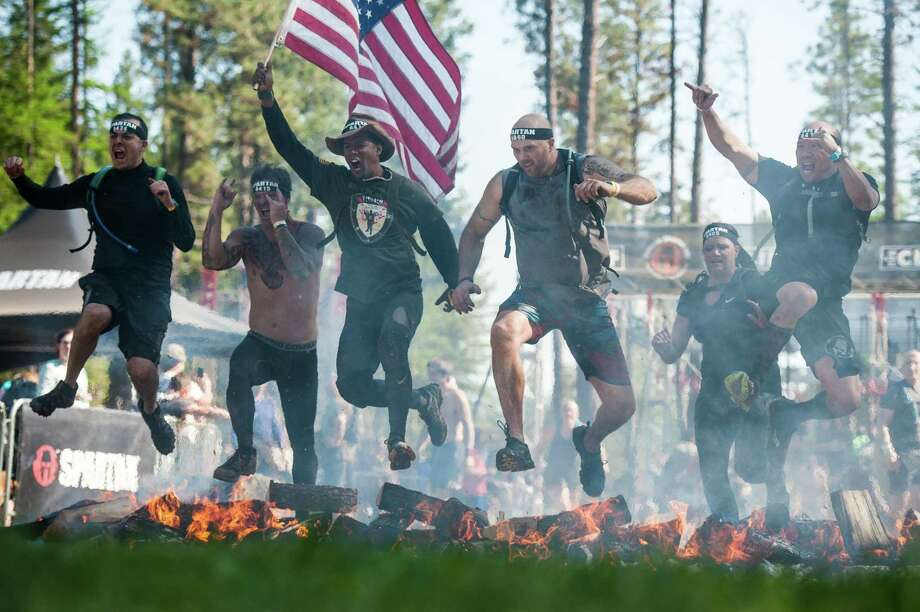 Organizers canceled the two-day Spartan Race in Comfort this weekend amid statewide concerns about the coronavirus pandemic. The popular endurance and obstacle race was expected to attract nearly 7,000 people to the Hill Country. Photo: Courtesy Spartan Race