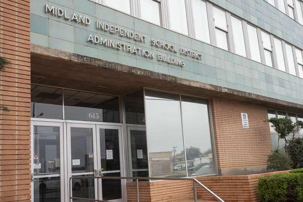 MISD Administration building. 03/13/2020 Tim Fischer/Reporter-Telegram