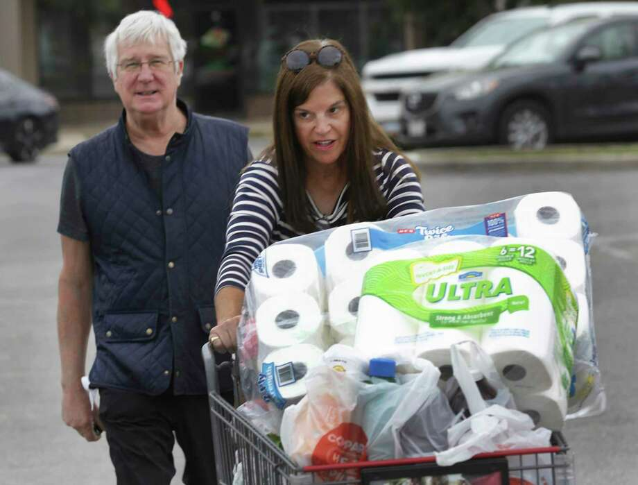 Nearly 20 percent of San Antonians admitted to buying more toilet paper than normal during the coronavirus pandemic, according to a poll conducted by Bexar Facts. Photo: Bob Owen /Staff Photographer / ©2020 San Antonio Express-News