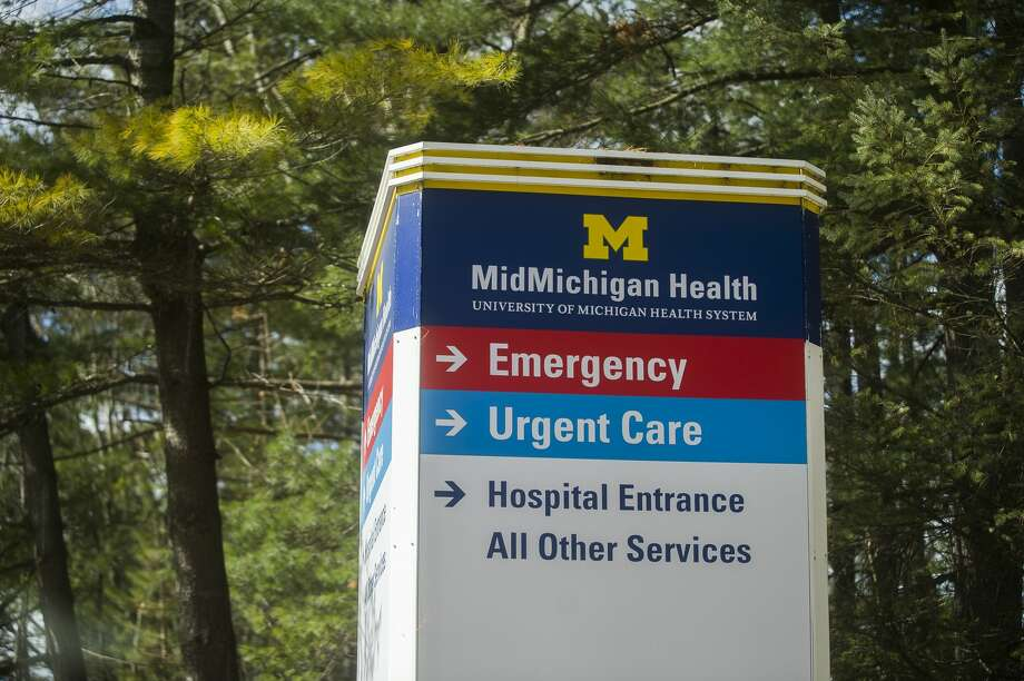 MidMichigan Health announced Thursday, March 12, 2020 that out of an abundance of caution and due to the increase in volume of community members seeking COVID-19 testing and direction, it has initiated its emergency preparedness protocol. (Katy Kildee/kkildee@mdn.net) Photo: (Katy Kildee/kkildee@mdn.net)