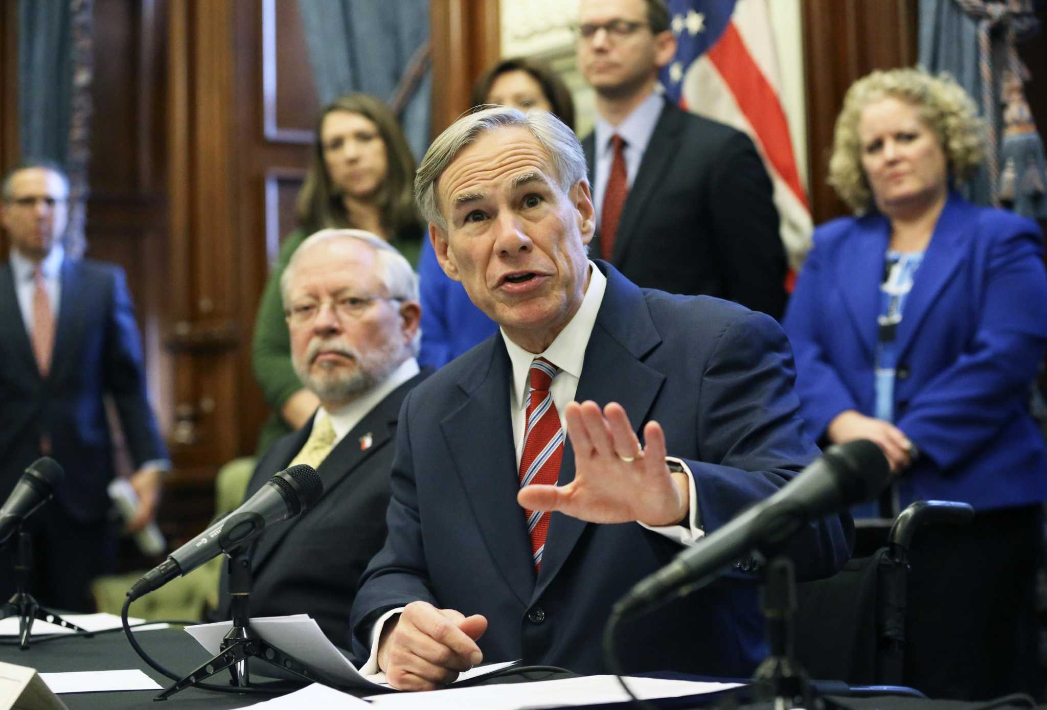 Watch Live Gov Greg Abbott Updates Texans On The Coronavirus