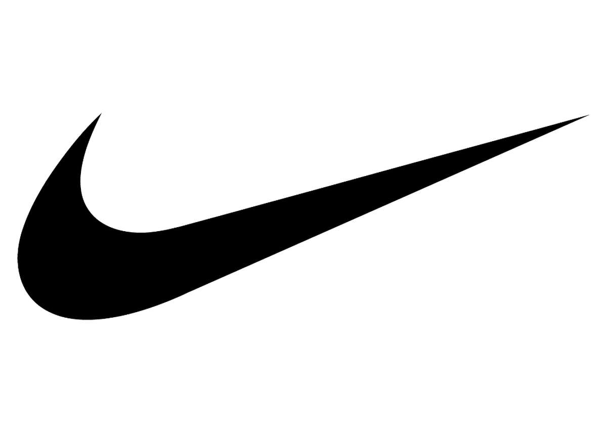 Nike: now Never quite sold on the original logo, Phil Knight dropped the company's name from the logo altogether in 1995. Today the lone swoosh is one of the most recognizable logos in the world, fitting for a company that reportedly sells 25 pairs of sneakers a second. This slideshow was first published on Stacker