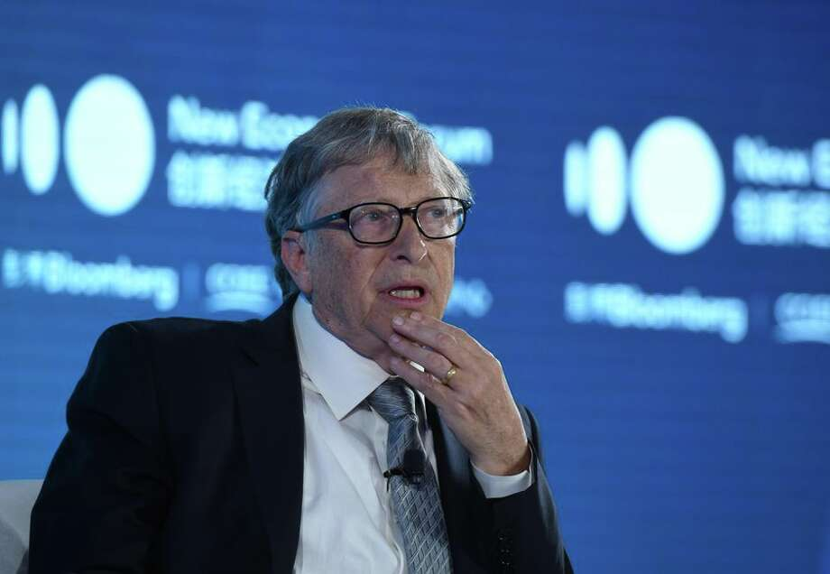 """Bill Gates: """"Microsoft will always be an important part of my life's work."""" Photo: Getty Images"""