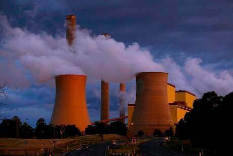 As global warming becomes of greater concern, some see the burning of coal as a major emissions problem. But brown coal still provides 70% of energy in Victoria, Australia. (Carolyn Cole/Los Angeles Times/TNS)