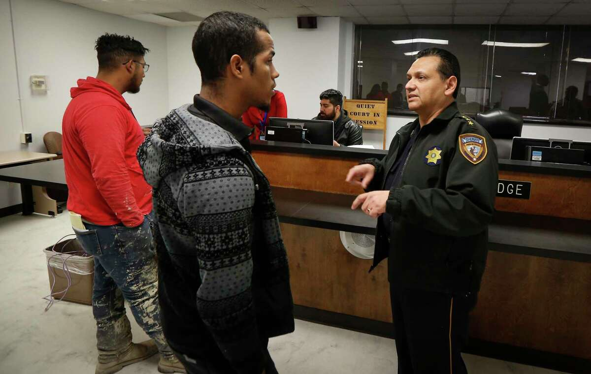 Harris County Sheriff Ed Gonzalez says the new cite-and-release program has been a blessing, given that it has kept out of jail the lowest-level offenders.
