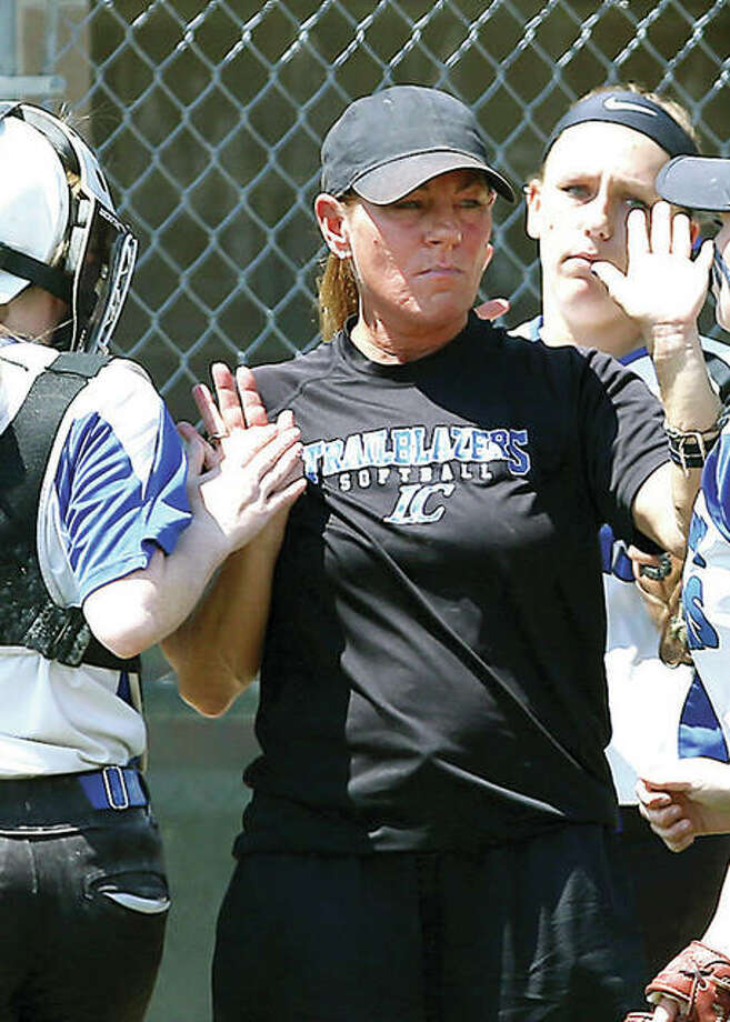 LCCC softball coach Ronda Roberts and her team will see their season put on hold for at least two weeks following Friday's move to cancel all LC sporting events through April 3. Photo: Telegraph File Photo