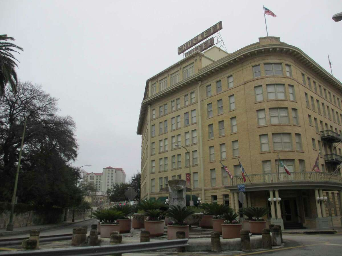 At the Crockett Hotel, occupancy was in the 50 percent range this week. During Spring Break in previous years, almost all of the 138 rooms were booked.