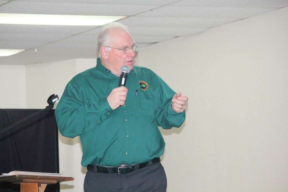 Pete Kailing is the area's DNR wildlife biologist. (Pioneer file photo)