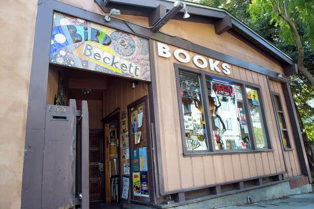 Bird and Beckett, located in Glen Park, is part bookstore, part music venue.