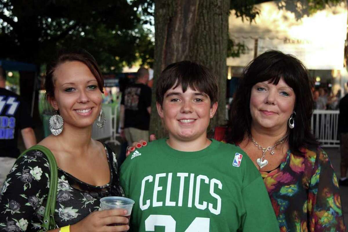 Were you seen at KISS at SPAC?