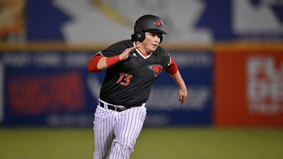 Incarnate Word's Ryan Flores runs during an NCAA baseball game against Notre Dame on Friday, Feb. 21, 2020, in San Antonio. (AP Photo/Darren Abate) Photo: Darren Abate, FRE / Associated Press / Copyright 2020 The Associated Press. All rights reserved.