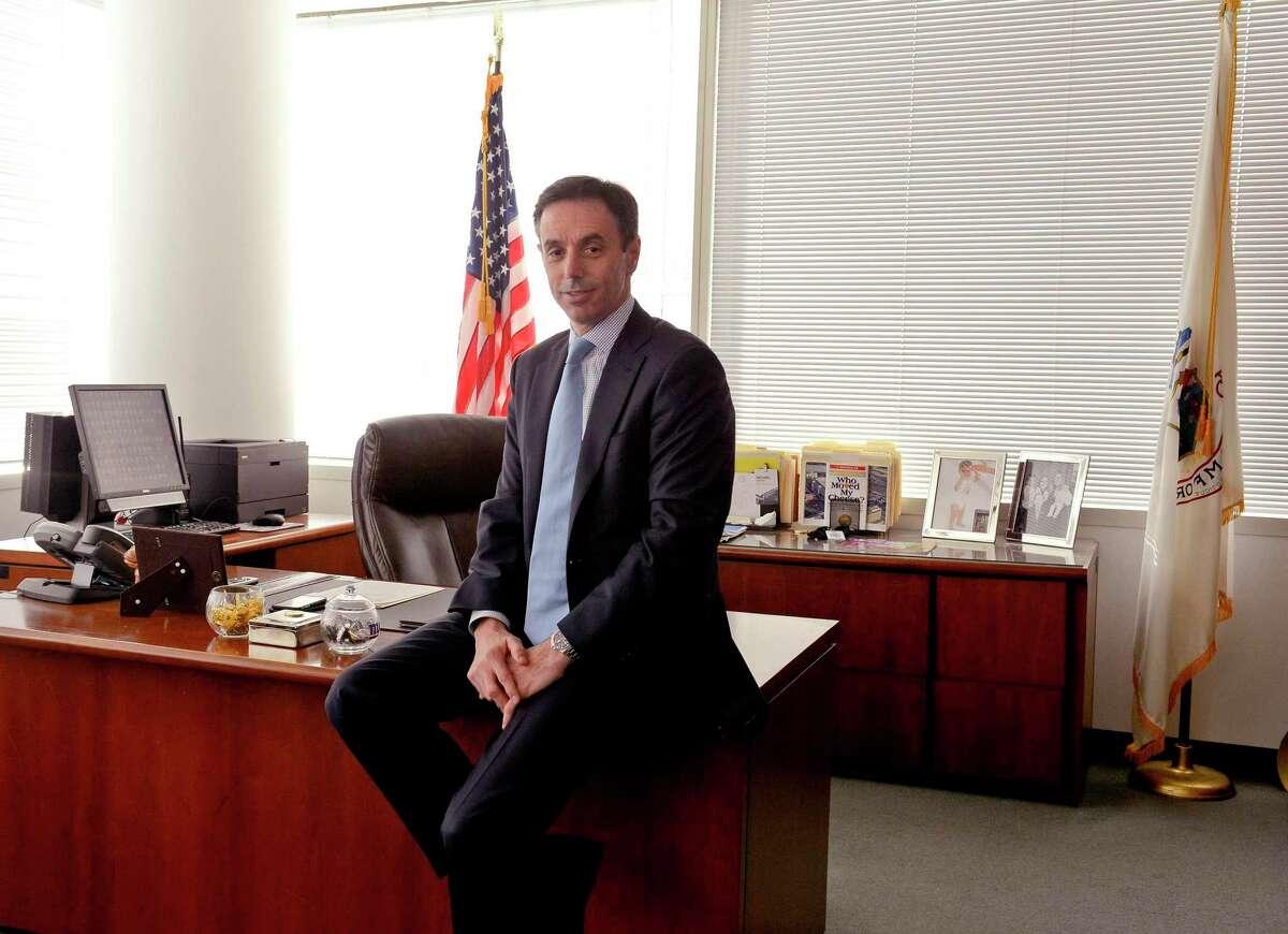 Michael Handler, Stamford's former chief financial officer.