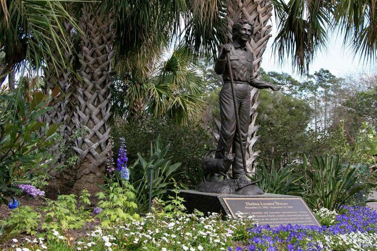 Mercer Botanic Gardens presents a Women's Restorative Hike on Jan. 12.