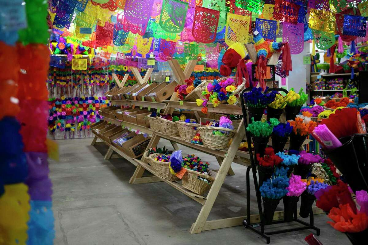 For Jeffrey Weiss, owner of Amol's Party Supply in Southtown, major cancellations like Fiesta and Cinco de Mayo, and the likely restrictions around upcoming holidays like New Years Eve have put his business in jeopardy as inventory sits on the shelf and risks liquidation.