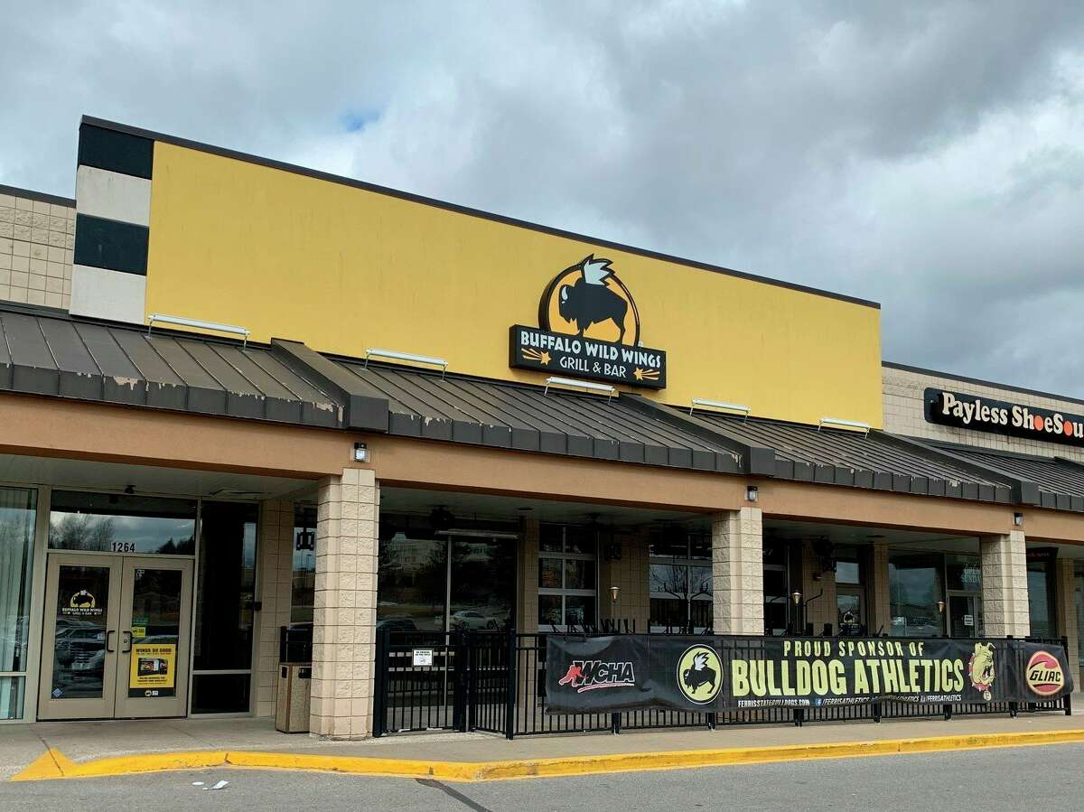 Local restaurants, including Buffalo Wild Wings, are taking steps to ensure the safety of employees and customers in light of the recent Michigan residents testing positive for the coronavirus. Rigorous sanitation procedures are in place in an effort to prevent the spread of the virus. (Pioneer photo/Cathie Crew)