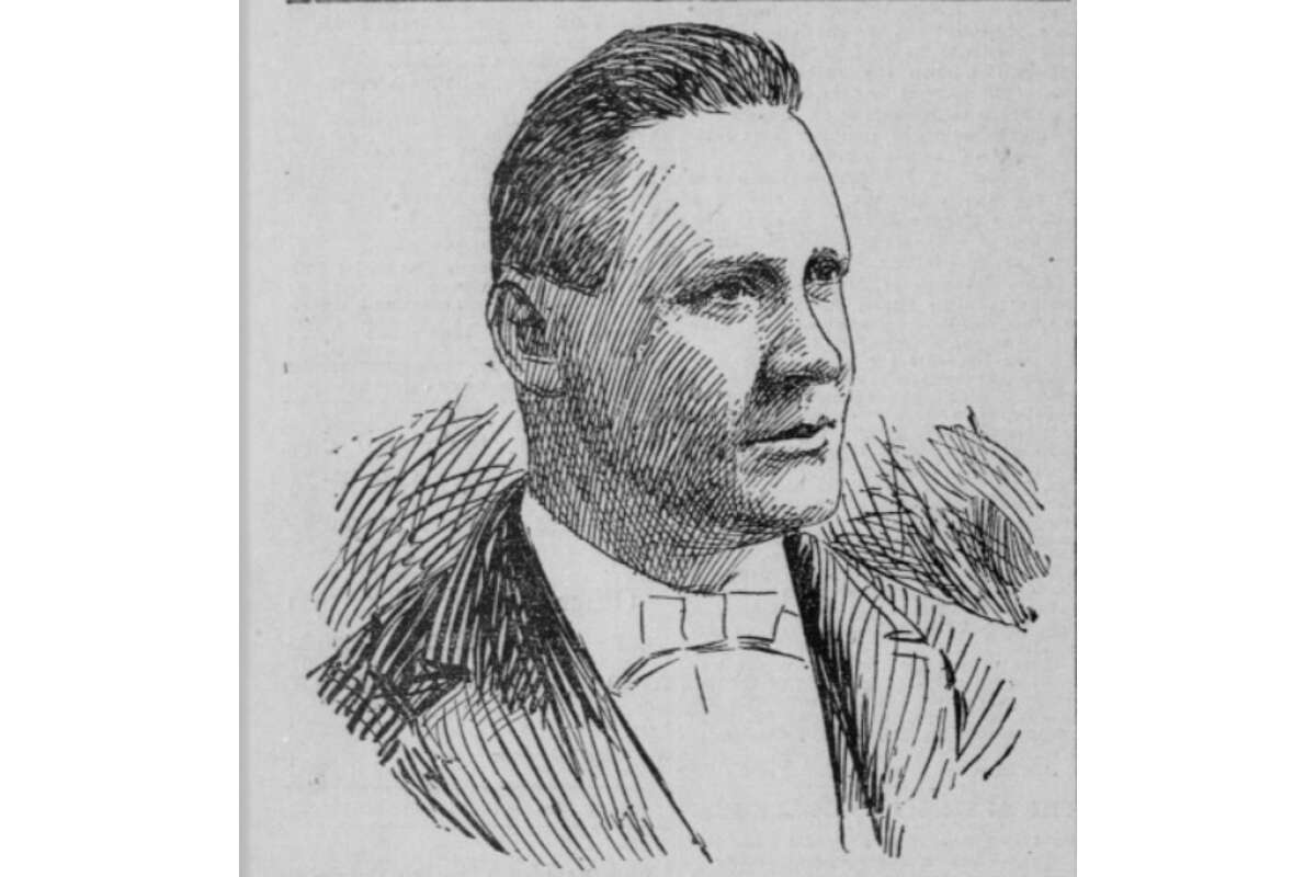 An 1896 portrait of San Francisco political boss Frank McManus. McManus was the owner of the Union Hotel and a boss of the now-defunct Irish Hill neighborhood.