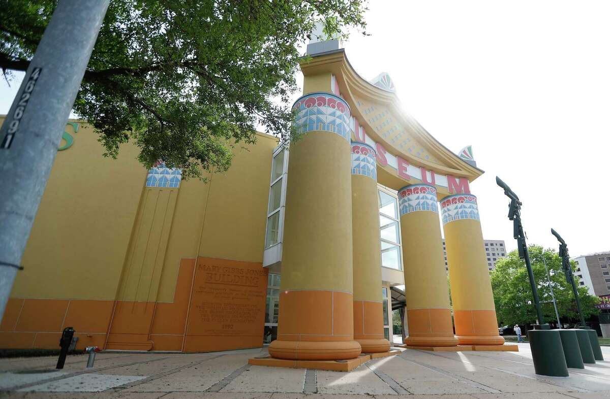 Exterior of the Children's Museum of Houston, in Houston,Sunday, March 15, 2020, before it was announced that they would be shutting down the museum beginning Monday due to concerns over the coronavirus.