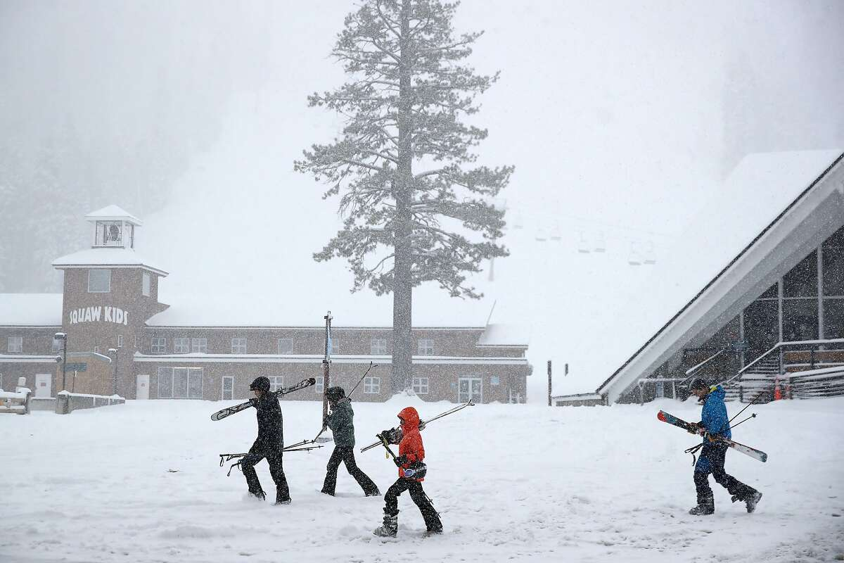 Here's what Tahoe ski season could look like during coronavirus